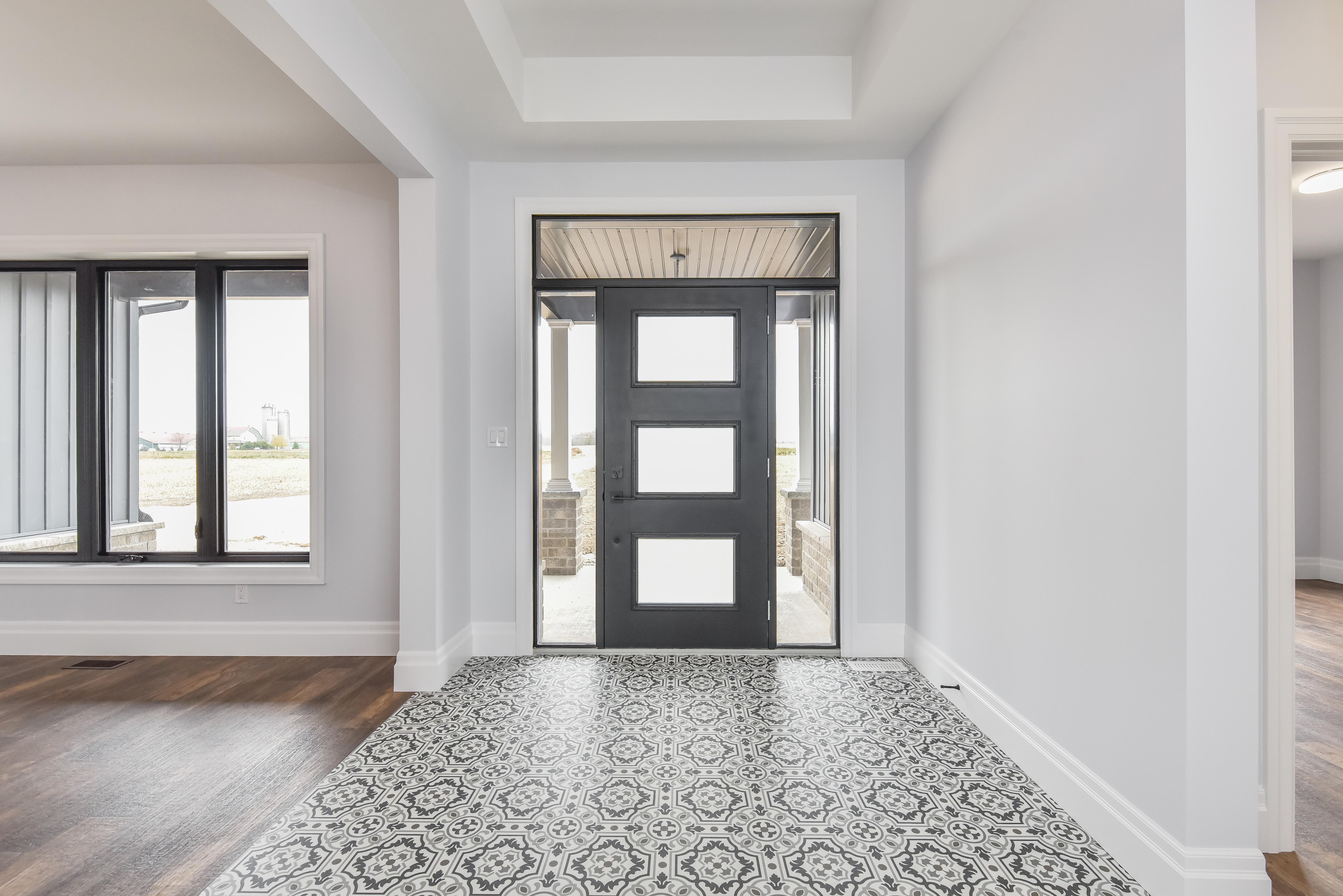 Front Entry Door Styles That Were Most Popular In 2019 Golden Windows