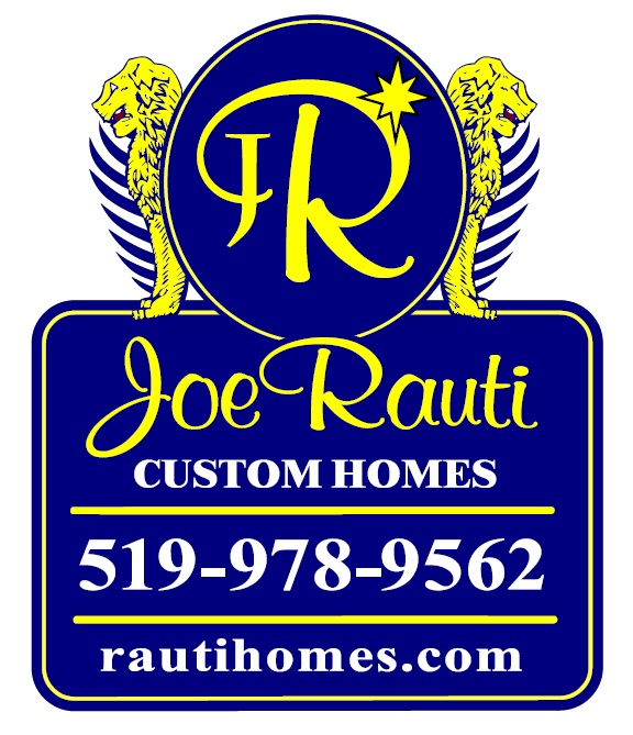 Joe rauti custom homes model