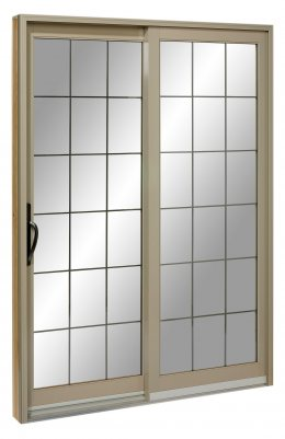 GoldenClad® Sliding Patio Doors